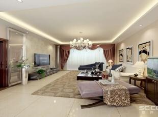 ,150平,22万,现代,一居,客厅,