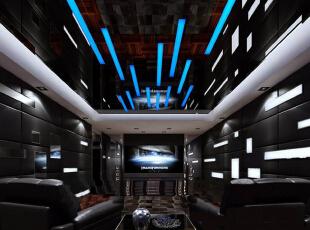 一、影音室多设在别墅的地下室中,其面积的大小设置一定是适中才好,一般在十八平米左右则为最佳,若想要将影音室设置为五十平米以上的话,那就还会需要花费一大笔的购置资金,和好的声学处理器材,另外,小的房间切勿选择大的音响,大的影音室也不要选择安装小的液晶电视,这也是房屋装修器材选配的基本常识。   二、别墅装修设计时,其中影音室的比例设计要控制好,若影音室的遮光效果较好,可以考虑大面积的投影,不过最好不要用4:3的商务机,而是用16:9的投影机,当然若您家的影音室空间足够大,那么16:9的九十寸大屏幕也是可以使用的哦。   三、灯光对与影音室来说是非常重要的,千万不能将其忽略,其内部的灯光布局分配要合理适当,要知道良好的灯光设置有助于影音室塑造出戏剧性的效果、反差以及情绪氛围等等。在一间影音室中不仅仅要考虑到能看见东西,还要考虑到不能看见东西,所以影音室中的灯光布局是十分复杂的。,300平,80万,现代,别墅,