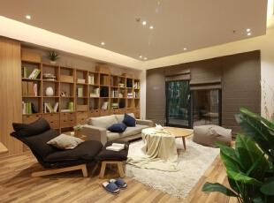 ,140平,21万,日式,两居,客厅,