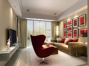 ,89平,25万,两居,客厅,白色,现代,