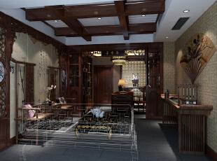 书房,380平,45万,新古典,别墅,书房,