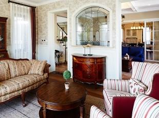 ,360平,120万,现代,一居,客厅,白色,
