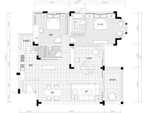 设 计 风 华、装 点 都 市。,165平,25万,现代,三居,