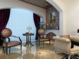 中国铁建原香漫谷138平欧式三居-客厅 设计中打破了纯古典欧式设计的观念,将古典的皇家装饰元素融入了现代风格设计,使整个空间高贵不失典雅。,138平,11万,欧式,三居,客厅,白色,
