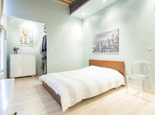 ,120平,15万,混搭,三居,卧室,白色,