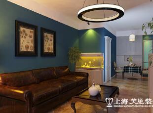 海马公园89平两室两厅新古典风格装修效果图--客厅,89平,新古典,客厅,海马公园装修,郑州装修,