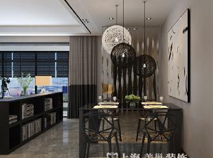 亚太明珠125平三室两厅港式风格样板间装修效果图--餐厅,125平,15万,小资,三居,