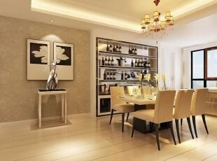 ,100平米装修费用,旭辉丽舍,现代简约风格,三居室装修,北京装修报价,客厅,餐厅,