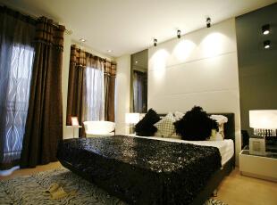 设 计 风 华、装 点 都 市。,100平,10万,现代,两居,卧室,简约,