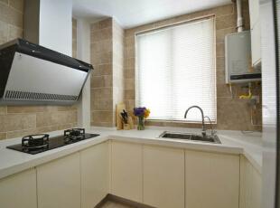 兰亭湾畔94㎡现代简约风格装修案例,94平,7万,现代,三居,长沙装修,宅速美装饰,厨房,
