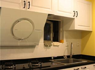 老板脱排+燃气灶的组合、欧琳水槽都是业主委托舟源代购的。,40平,6万,混搭,一居,