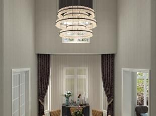在造型设计上不是仿古,也不是复古而是追求神似。用简化的手法、现代的材料和加工技术去追求传统式样的大致轮廓特点。注重装饰效果,用室内陈设品来增强历史文脉特色,往往会照搬古典设施、家具及陈设品来烘托室内环境气氛。,500平,200万,新古典,别墅,