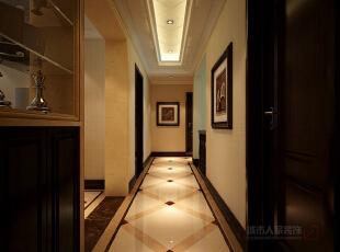 过道设计,美式,复式,过道,楼梯,