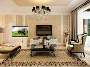 各种风格的客厅电视背景墙装修效果图(1),30平,2万,现代,两居,客厅,