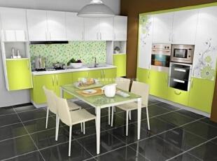 100款漂亮实用的厨房装修案例赏析(3),20平,1万,现代,两居,厨房,