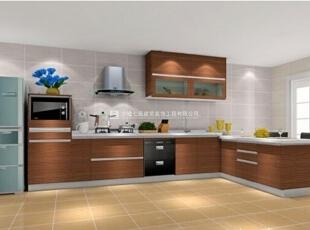 100款漂亮实用的厨房装修案例赏析(6),20平,1万,现代,两居,厨房,