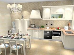 100款漂亮实用的厨房装修案例赏析(7),20平,1万,现代,两居,厨房,