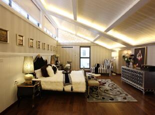 设 计 风 华、装 点 都 市。,220平,25万,欧式,三居,小资,卧室,