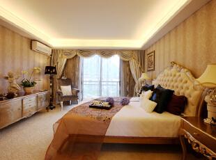 设 计 风 华、装 点 都 市。,220平,25万,欧式,三居,卧室,小资,
