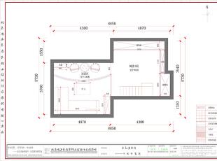 阁楼布置图,150平,现代,两居,