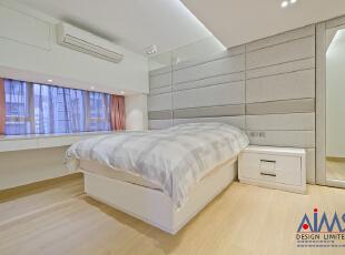 ,50平,现代,两居,简约,卧室,书房,白色,原木色,粉色,
