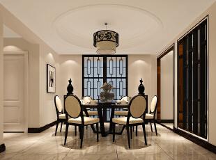 温馨之家——餐厅,140平,7万,现代,三居,餐厅,