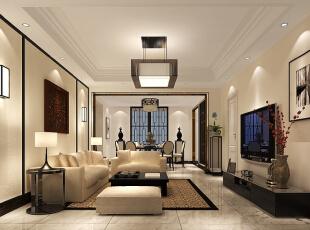 温馨之家——客厅,140平,7万,现代,三居,餐厅,