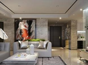,237平,230000万,现代,别墅,客厅,