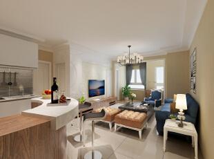 ,2000平,240万,现代,公寓,客厅,欧式,