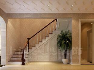 郑州林溪湾别墅260平方简欧风格——样板房装修效果图,260平,20万,欧式,别墅,