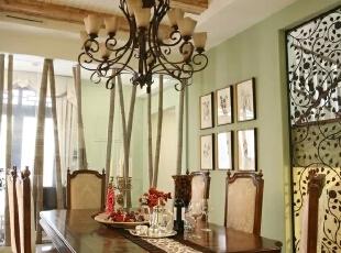 """摒弃了繁琐和奢华,并将不同风格中的优秀元素汇集融合,以舒适机能为导向,强调""""回归自然"""",使居家变得更加轻松、舒适。突出了生活的舒适和自由,不论是感觉笨重的家具,还是带有岁月沧桑的配饰,特别是在墙面色彩选择上,自然、怀旧、散发着浓郁泥土芬芳的色彩。,300平,60万,现代,一居,"""
