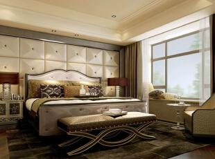 在配饰上,温暖舒适的欧式布艺,古典的家饰,现代简约的欧式吊灯,高贵典雅中体现一种追求自然明快的生活理念;古典的家具运用现代的设计手法,让本来奢华复古的欧式风格透露出一份现代风格的时尚与简约,体现了现代欧式风格的自然明快与主人品位格调。,180平,250000万,欧式,三居,