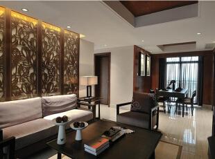 装饰材料:丝、纱、织物、壁纸、玻璃、仿古瓷砖、大理石等。,116平,38000万,中式,两居,