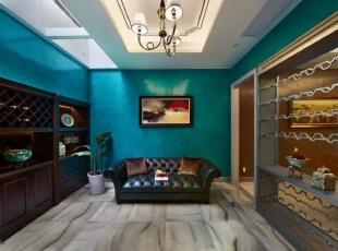 项目实施:尚层装饰杭州分公司   项目面积:560平米,200平,30万,现代,一居,