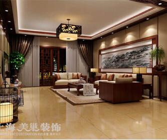 升龙国际装修设计三室...
