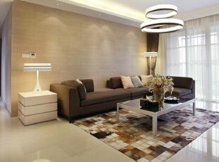 客厅,138平,7万,简约,三居,白色,客厅,现代,