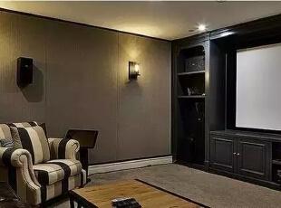 这个是影音室,可以在里面看大片,隔音效果做的非常好,500平,220万,现代,一居,