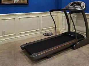 特意购置的跑步机,需要减肥了,500平,220万,现代,一居,
