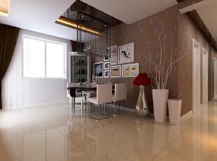 现代风格外形简洁、功能强,强调室内空间形态和物检的单一性、抽象性。 强调功能性设计,线条简约流畅,色彩对比强烈,这是现代风格家具的特点。,128平,4万,现代,三居,餐厅,黄色,