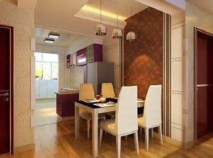 现代设计追求的是空间的实用性和灵活性。空间的利用率达到最高。简洁和实用是现代简约风格的基本特点。简约风格已经大行其道几年了,仍然保持很猛的势头,这是因为人们装修时总希望在经济、实用、舒适的同时,体现一定的文化品味。而简约风格不仅注重居室的实用性,而且还体现出了工业化社会生活的精致与个性,符合现代人的生活品位。本案风格简洁大气,木色生香,适合节奏生活快速的都市人。,89平,3万,现代,三居,餐厅,