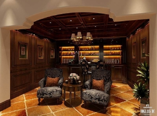 品酒区,300平,200万,美式,别墅,