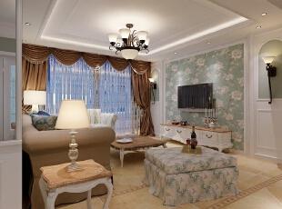 客厅,139平,14万,现代,三居,天海誉天下现代简约风格,天海装修,