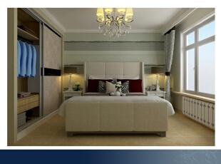 ,137平,9万,现代,两居,简约,卧室,