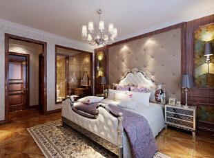 现代风格外形简洁、功能强,强调室内空间形态和物检的单一性、抽象性。 强调功能性设计,线条简约流畅,色彩对比强烈,这是现代风格家具的特点。,3万,现代,两居,卧室,