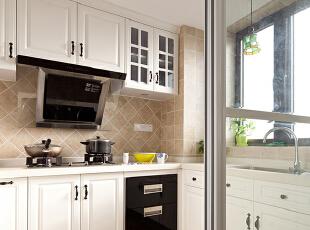 厨房,120平,40万,美式,四居,厨房,