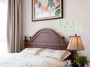 客房,120平,40万,美式,四居,卧室,