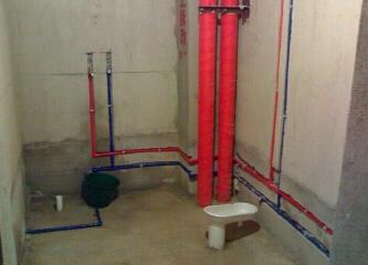 不同空间的水电工程注意事项