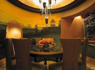 ,东方风韵,餐厅,