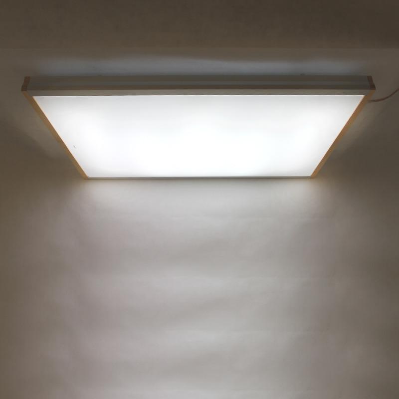欧普照明灯具报价_欧普照明灯具灯饰客厅灯现代简约长方形吸顶灯大卧室灯荣轩mx9573