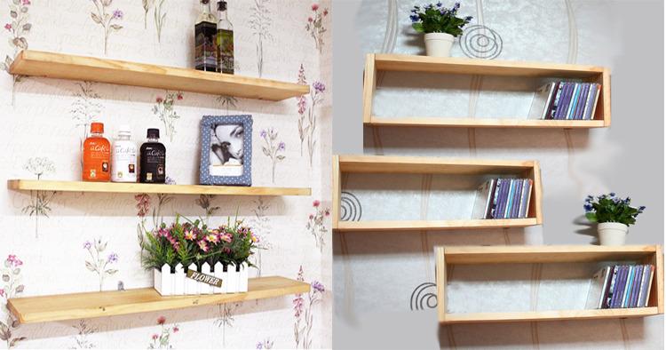 松木隔板实木隔板层板一字搁板实木板定制隔板衣柜层板置物架